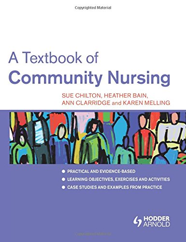 Textbook of Community Nursing