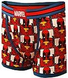 WebUndies.com Herren Marvel Comics Boxershorts Für (X-Large)