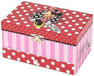 Joy Toy AG 9357 Boîte à Musique Minnie Multicolore
