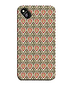 PrintVisa Designer Back Case Cover for Micromax Bolt D303 (Abstract Background Colorful Fabric Concept Creative Beautiful Banner)