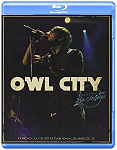 Live From Los Angeles [Blu-ray]