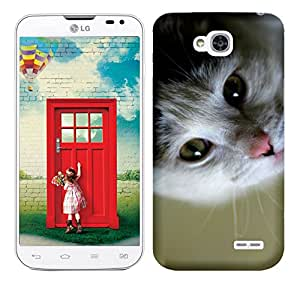 WOW Printed Designer Mobile Case Back Cover For LG L90