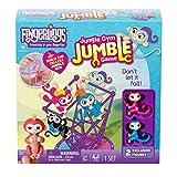 Fingerlings Red Bird Jungle Gym – Jumble Game – Spielset mit 1 x exclusiven Baby-Äffchen (Englische Ausgabe)
