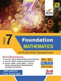 Foundation Mathematics for IIT-JEE/ NTSE/Olympiad Class 7