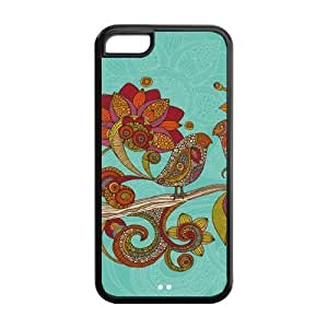 the Case Shop- Valentina Ramos TPU Rubber Hard Back Case Cover Skin for iPhone 5C ,i5cxq-82