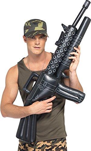 engewehr 112cm, One Size (Rambo Kostüm)