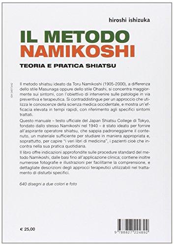 Zoom IMG-1 il metodo namikoshi teoria e