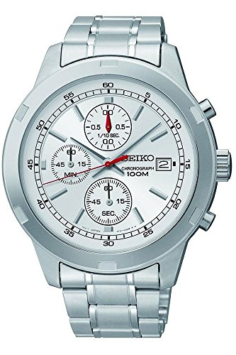 Seiko Quartz für Männer -Armbanduhr Chronograph Quartz gebraucht kaufen  Wird an jeden Ort in Deutschland