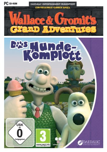 Wallace + Gromits Grand Adventures