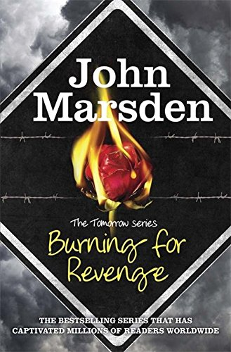 Burning for Revenge (The Tomorrow Series)