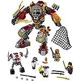 LEGO Ninjago - M.E.C. de rescate (6144776)