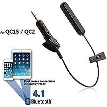 Reytid bosebt-1 adattatore Bluetooth per Bose QC2 QC15 cuffie 7fd93fd0fb79