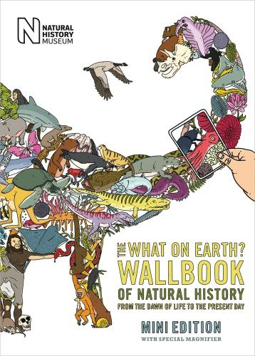 The What on Earth? Wallbook of Natural History Mini Edition by Christopher Lloyd (2012-09-01)