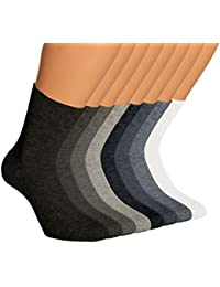 VITASOX Damen Wellness Socken ohne Gummi 6er Pack in 4 Farbvarianten
