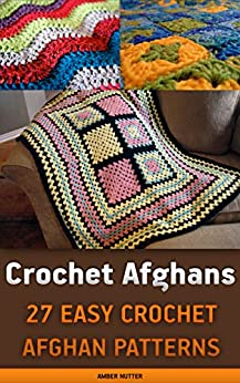 Crochet Stitches English Version : Crochet Afghan Patterns: (Crochet patterns, Crochet books, Crochet ...