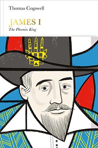 James I (Penguin Monarchs): The Phoenix King (E I James)