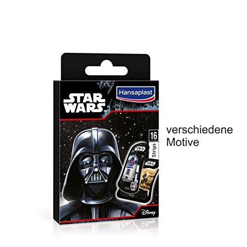 HANSAPLAST Junior Star Wars Strips 16 St Pflaster