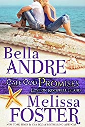 Cape Cod Promises: Love on Rockwell Island (English Edition)