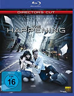 The Happening (Director's Cut) [Blu-ray]