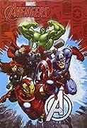 Marvel Avengers - Diario Scuola 2015/2016 10 Mesi ...