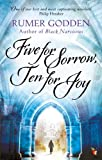 Front cover for the book Five for Sorrow, Ten for Joy by Rumer Godden