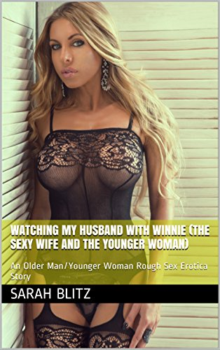 Husband watches wife with a woman