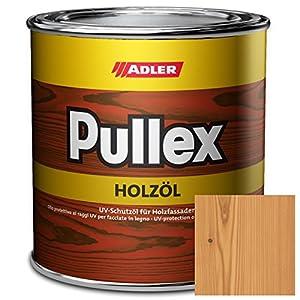 Pullex Holzöl 750ml Natur Pflegeöl für außen Garten. Holzschutz