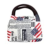 Decorie New Portable Stars & Stripes Design Lunch Bag for Travel Outdoors