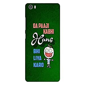 MOBO MONKEY Printed Hard Back Case Cover for Xiaomi Mi 5 - Premium Quality Ultra Slim & Tough Protective Mobile Phone Case & Cover