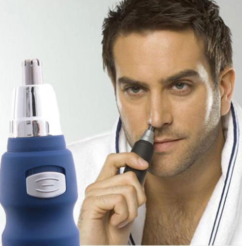 Taglia peli per naso e orecchie depilatore rasoio tagliapeli trimmer nose hair