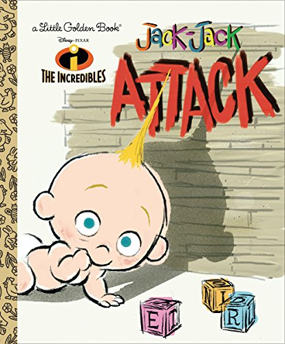 Jack-Jack Attack (Incredibles)