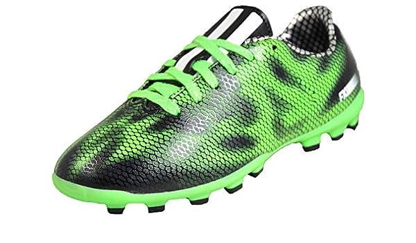 adidas F10 AG Junior Enfants Chaussures De Football Crampons