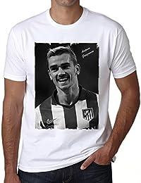 Antoine Griezmann T-shirt,cadeau,Homme,Blanc,t shirt homme