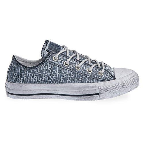 Converse All Star Hardware Ox Damen Sneaker Metallisch Grey