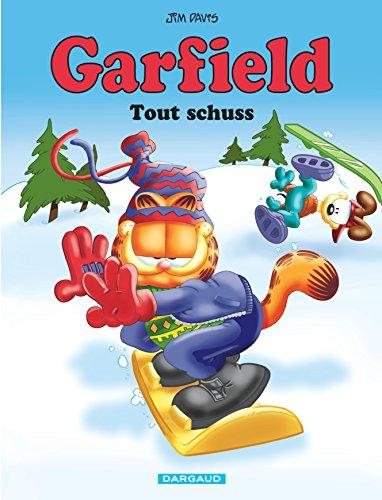 Garfield - tome 36 - Tout schuss par Davis Jim