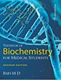 #6: Textbook of Biochemistry for Medical Students