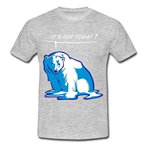 quil-fait-chaud-aujourdhui-t-shirt-homme-de-spreadshirtr-4xl-gris-chine