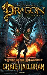 Eyes of the Dragon (The Chronicles of Dragon, Series 2, Book 4) (Tail of the Dragon)