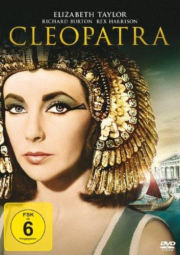 Ägypter Alten Kostüm - Cleopatra [2 DVDs]