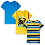 Mothercare Boys' T-Shirt (Pack of 3)(HA1...