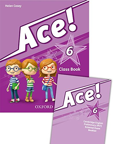 Pack: Ace 6. Class Book. Student's Book (+ Songs CD ) - Exam Edition - 9788467384499 por Katherine Bilsborough