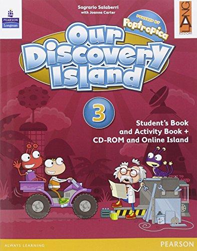 Our discovery island. Per la Scuola elementare. Con CD-ROM. Con e-book. Con espansione online: 3