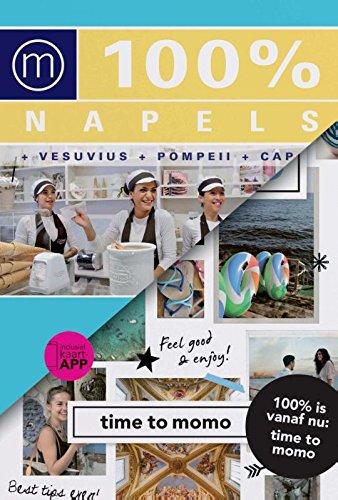 Napels: Vesuvius, Pompeii, Capri: 100% good time! (Time to momo) -