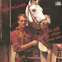 Ich will morgen schon in Texas sein (#bfx15324, & Peter Alexander) [Vinyl LP]
