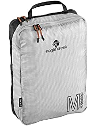 Eagle Creek Pack-it Specter Tech Clean/dirty Cube Medium Organizador para Maletas, 34 cm, 12 Litros, Black/White