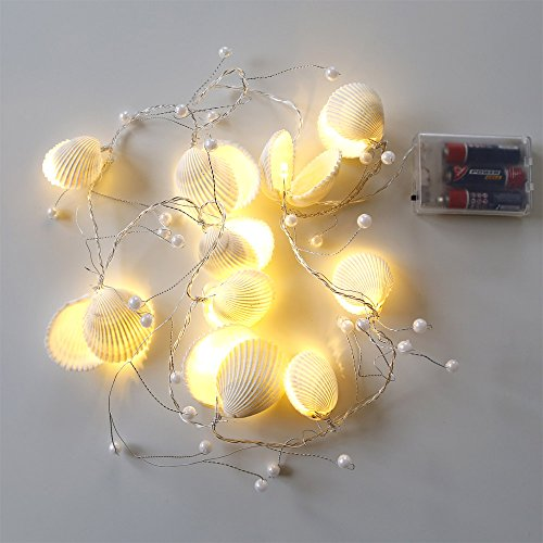 battery-operated-string-light-seashells-with-real-shells-and-pearls