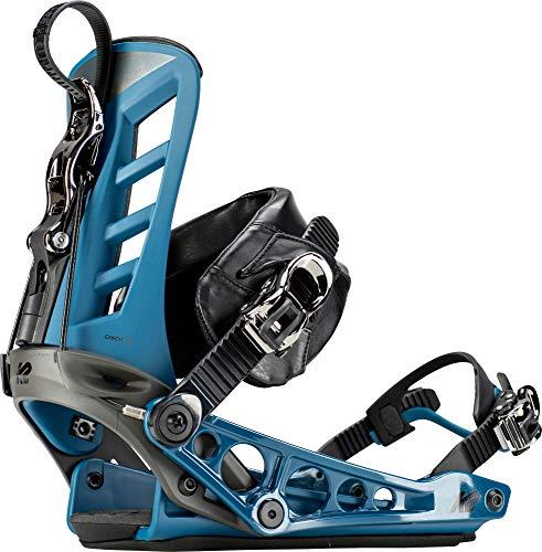 K2 Cinch TS Blue Snowboardbindung, blau, XL