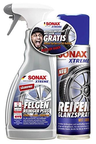 Sonax 230700 Xtreme Felgenreiniger und Reifenglanz