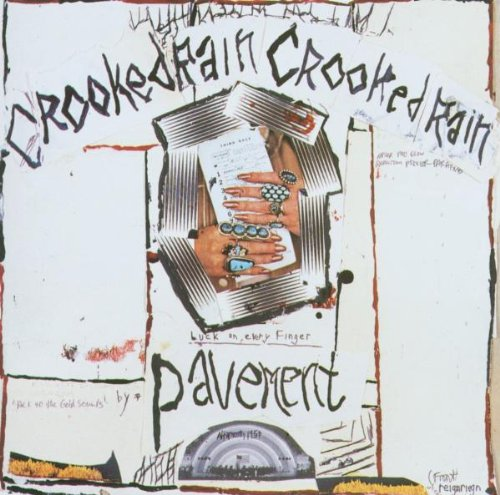 Pavement: Crooked Rain Crooked Rain (Audio CD)