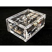 odroid-c1+/C2Caso Compatible con HIFI Shield (transparente)